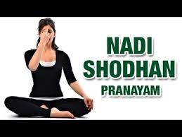 nadishodhan pranayama