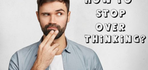 How to stop overthinking?
