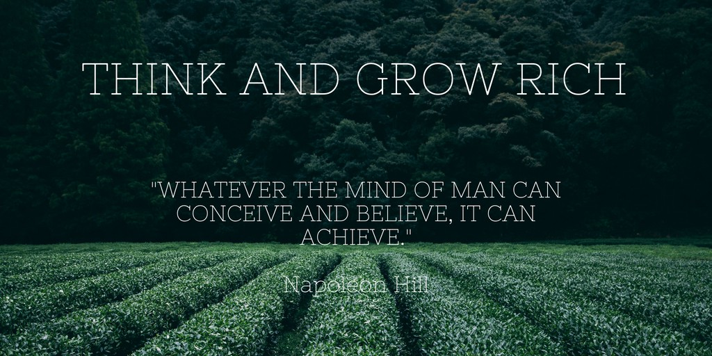 Think and Grow Rich | Think and Grow Rich Summary